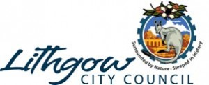 Lithgow City Council logo Central West NSW