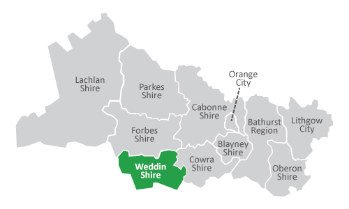 Weddin Central West NSW Investment Opportunities